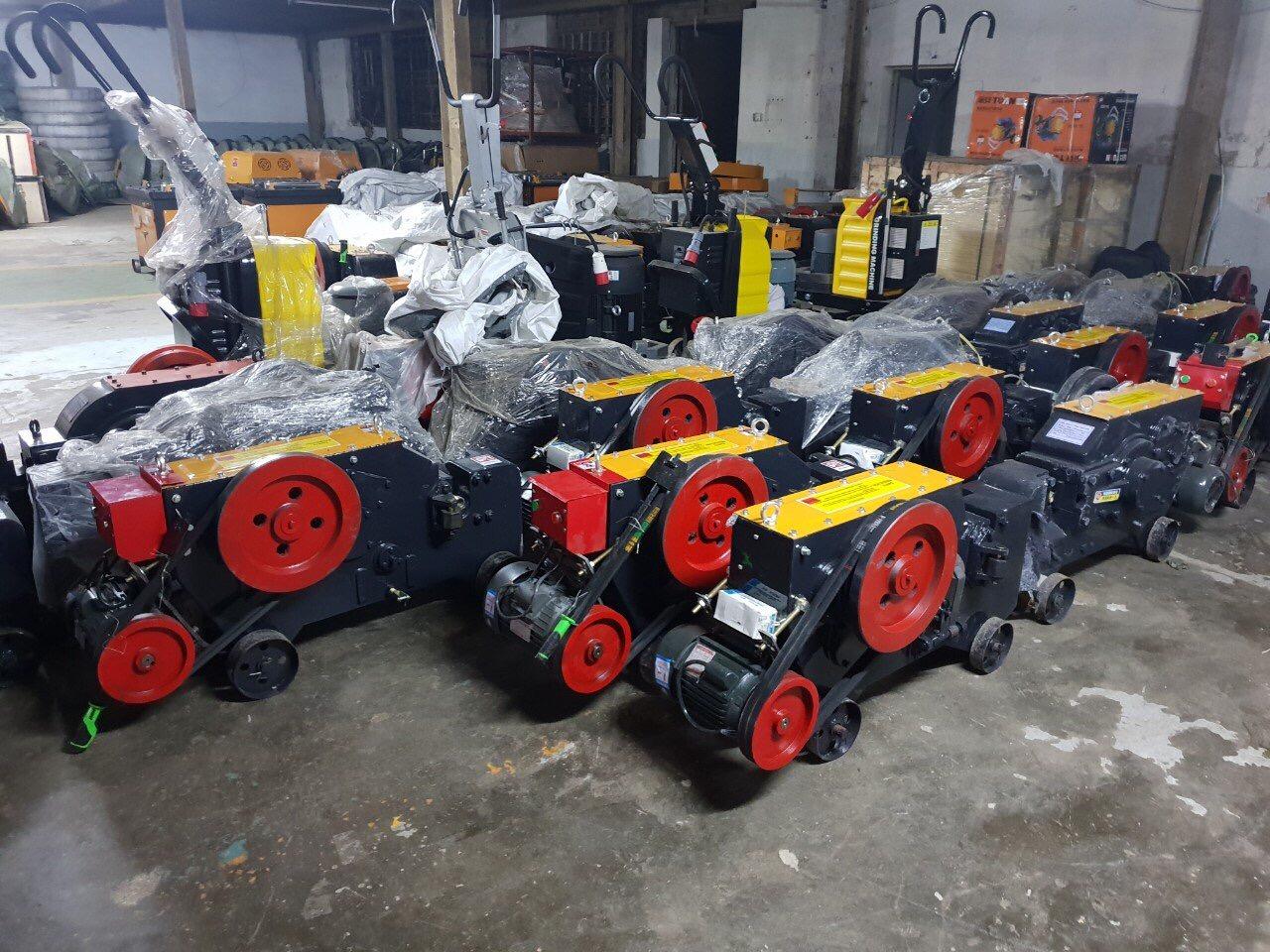 Máy cắt sắt GQ40