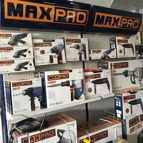 Dụng cụ điện cầm tay Maxpro