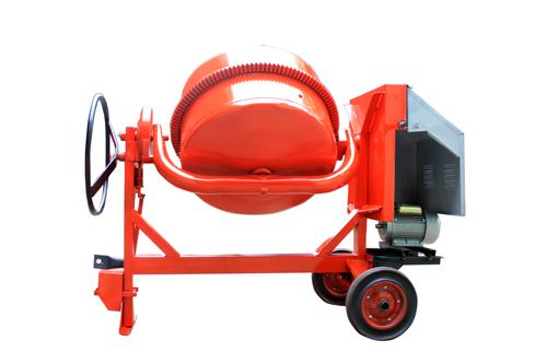 Máy trộn bê tông Quyết Tiến 350L