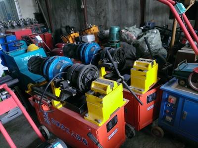 Máy tiện ren HGS-40B (tại Đà Nẵng)