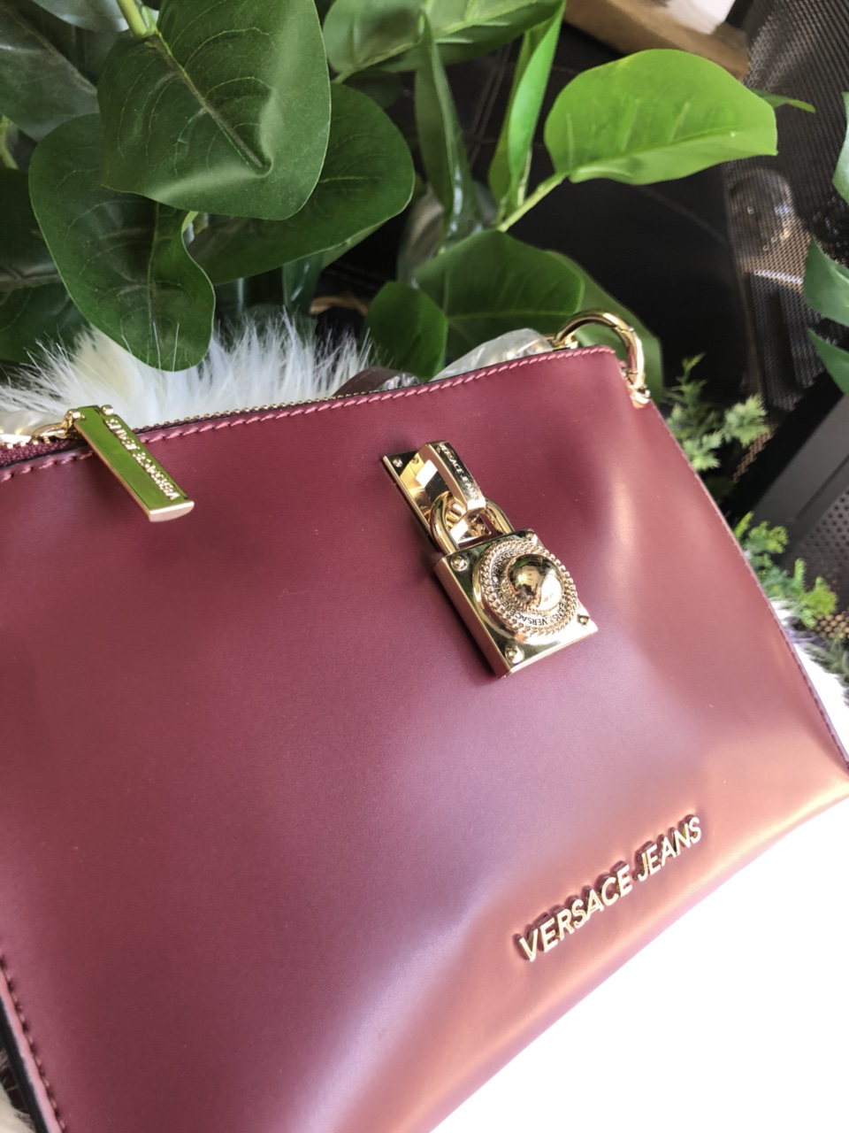 Túi Versace Jeans ổ khóa - XK667