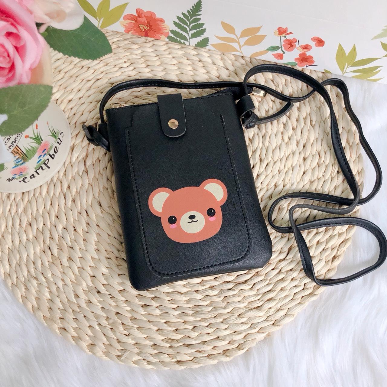 Túi baobao mini con gấu - XK767