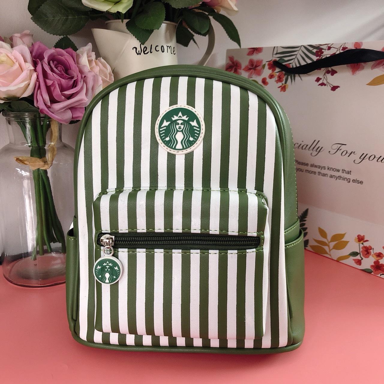 Balo Starbuck sọc đứng - XK760