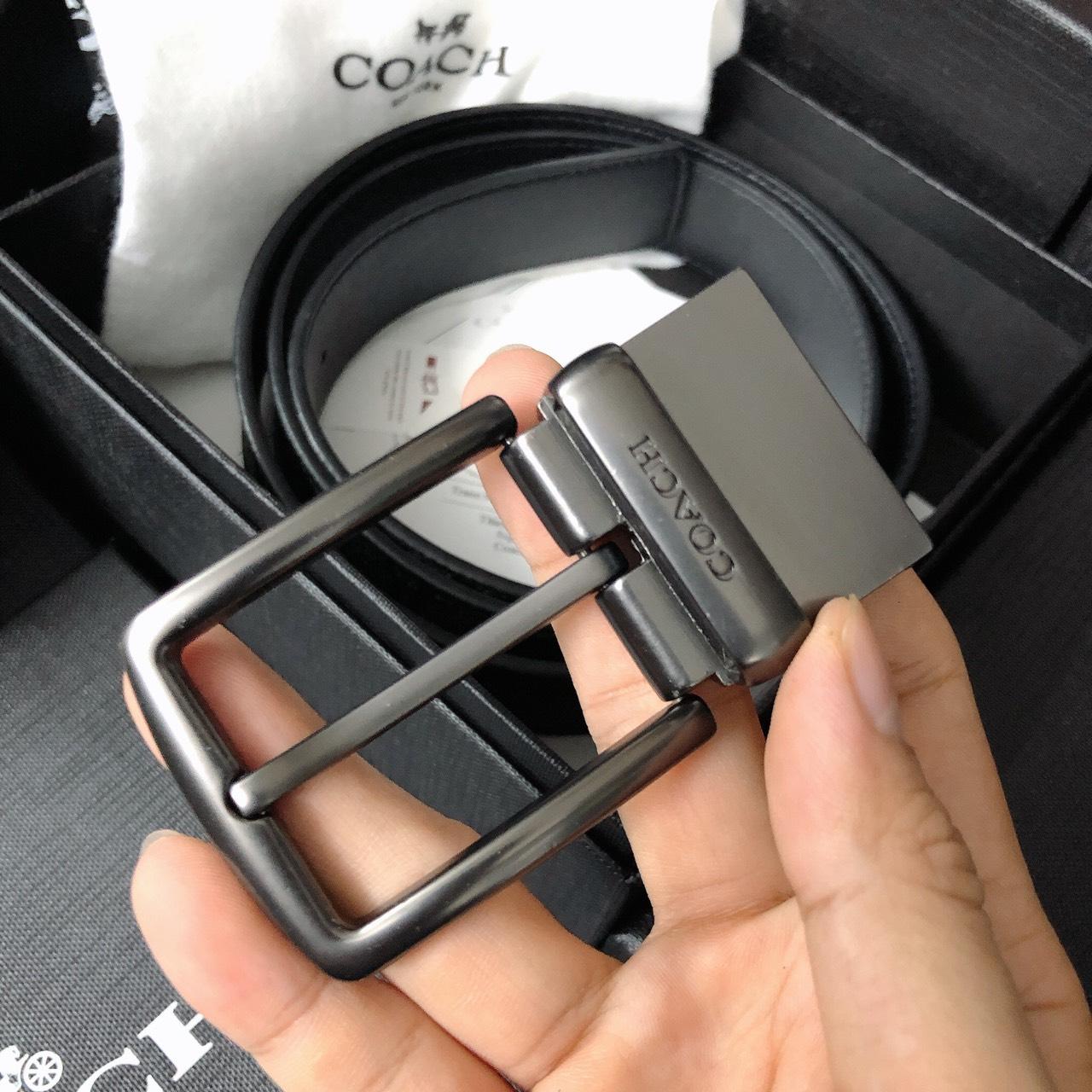 Nịt Coach chữ C khóa gài - NN126