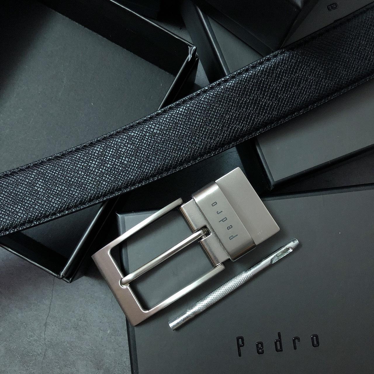 Dây nịt Pedro 1 mặt gài - NN43