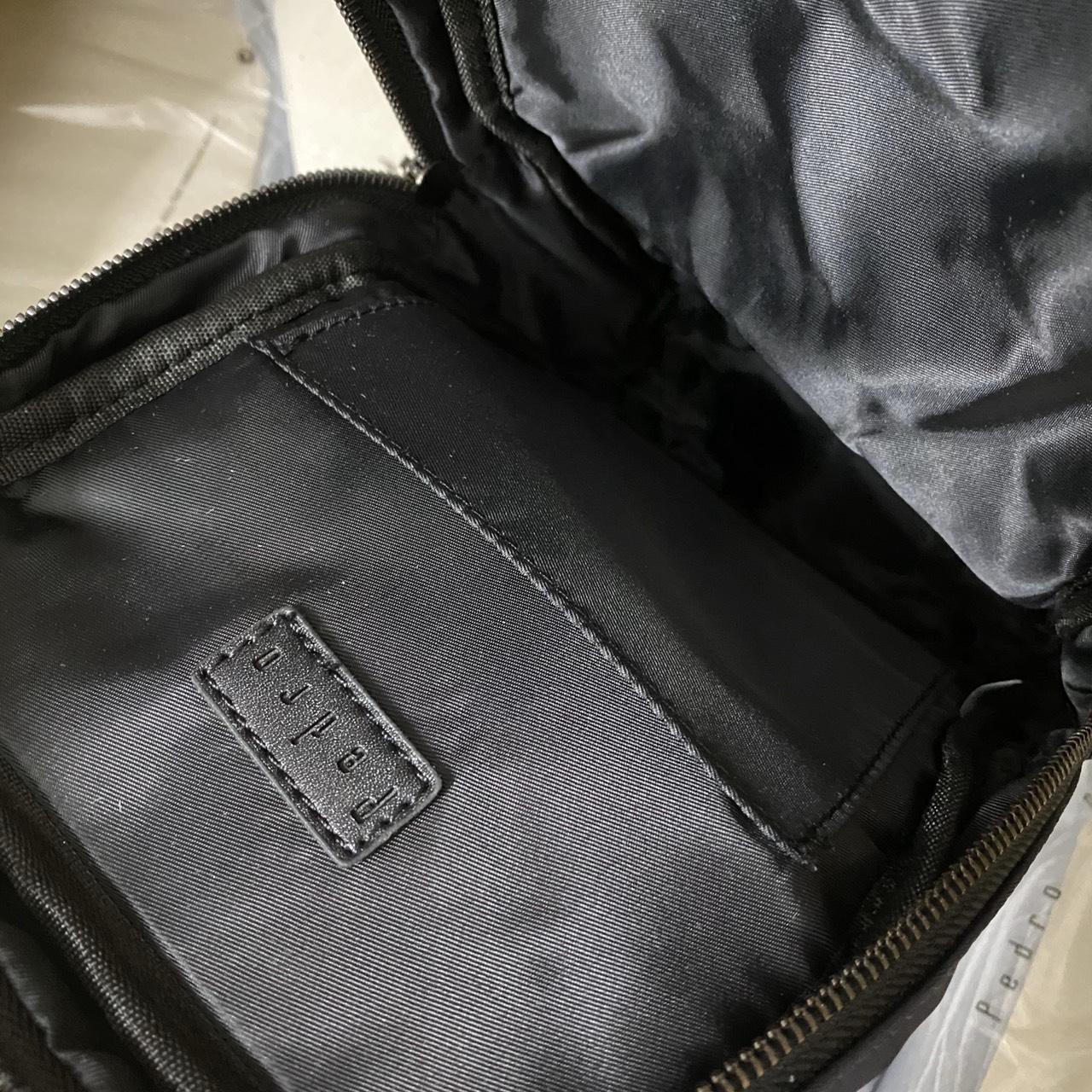 Túi Pedro đeo chéo 2 sọc ngang - PM04