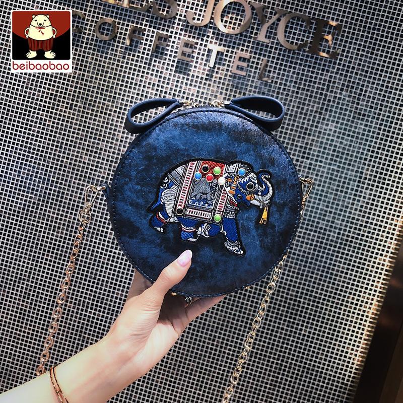 Túi baobao tròn voi - XK739