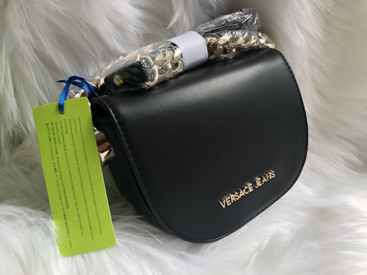 Túi Versace Jeans bán nguyệt - XK688