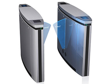 Cổng Flap barrier