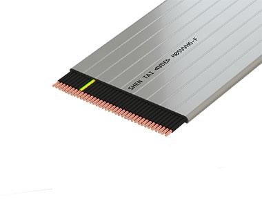 Cáp truyền tín hiệu thang máy H05VVH6-F