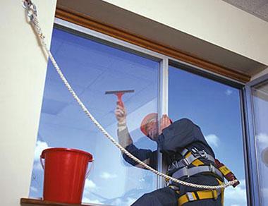 Hệ thống chống trượt ngã cho hệ cửa sổ mở