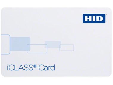 Thẻ truy cập HID iCLASS