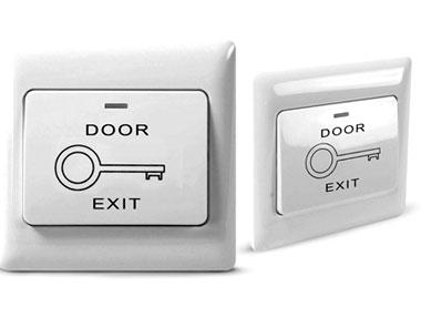 """Nút nhấn exit LA.DRB-3""""x 3"""""""