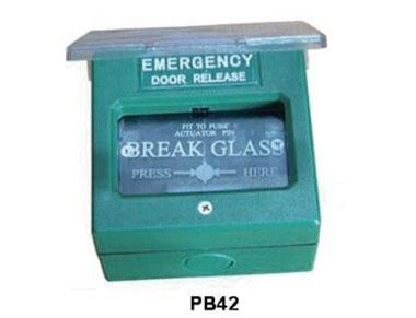 Nút đập khẩn cấp PB42