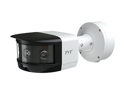 TD-6444M3(D/PE/AR2) 16MP Stitched 180° Panoramic Network Camera