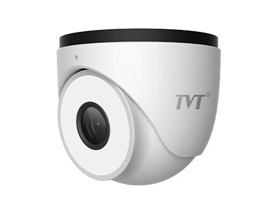 TD-9525A3-FC Camera mạng mái vòm chụp khuôn mặt HD 2MP