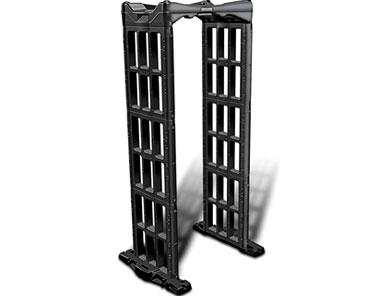 Cổng dò kim loại di động M-Scope Mỹ