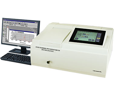 MÁY ĐO QUÉT QUANG PHỔ UV-2510TS