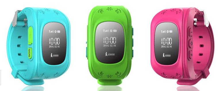 Đồng hồ thông minh có định vị dành cho trẻ em Q50