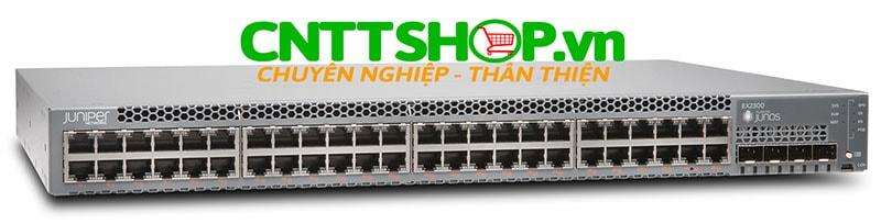 Switch Juniper EX2300-48P 48 Port PoE+, 4 SFP+ Uplink Slot