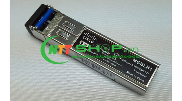 Module quang Cisco MGBLH1 GE LH transceiver 1310nm 40km
