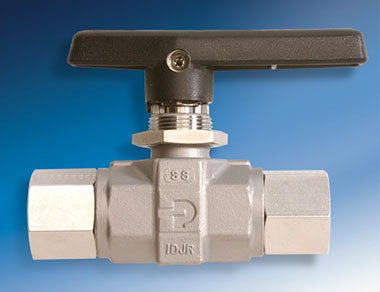 A143VB Solids Charging Ball Valve