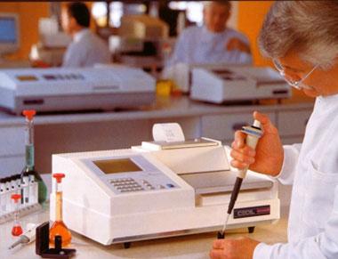 GeneQuest Spectrophotometer