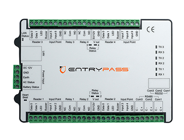 N5400 EntryPass Active Networks