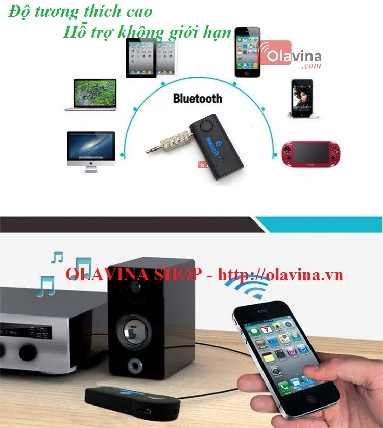 Bluetooth Music Receiver BT-Speaker