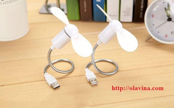Quạt USB mini