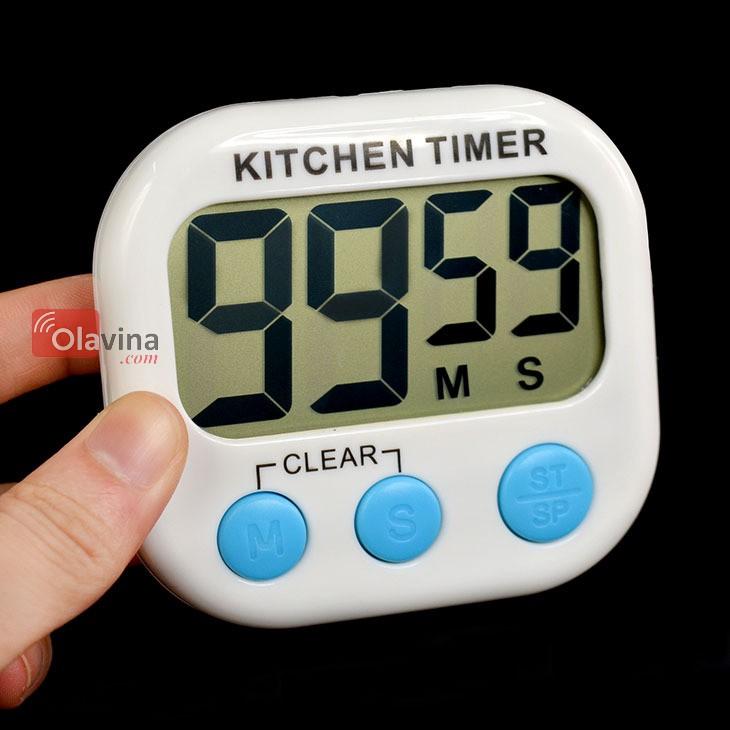 Đồng hồ hẹn giờ nấu ăn Kitchen Timer