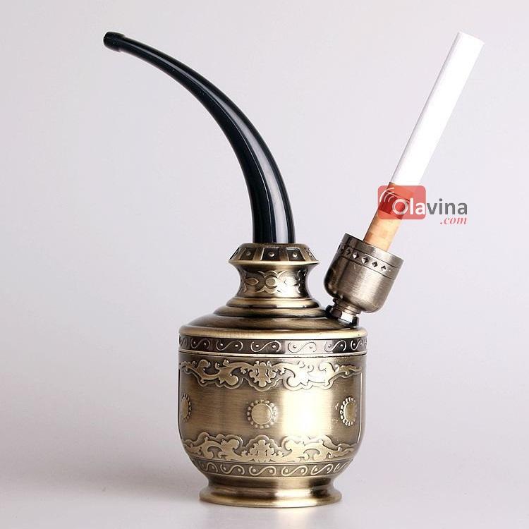 Bình hút thuốc JD-128