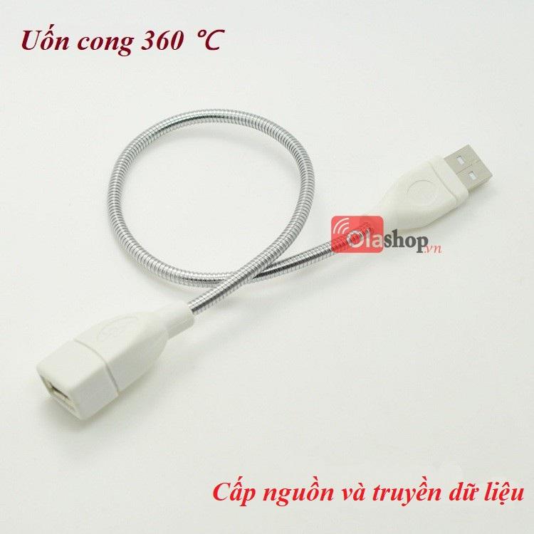 Cáp USB nối dài điều hướng 360 độ