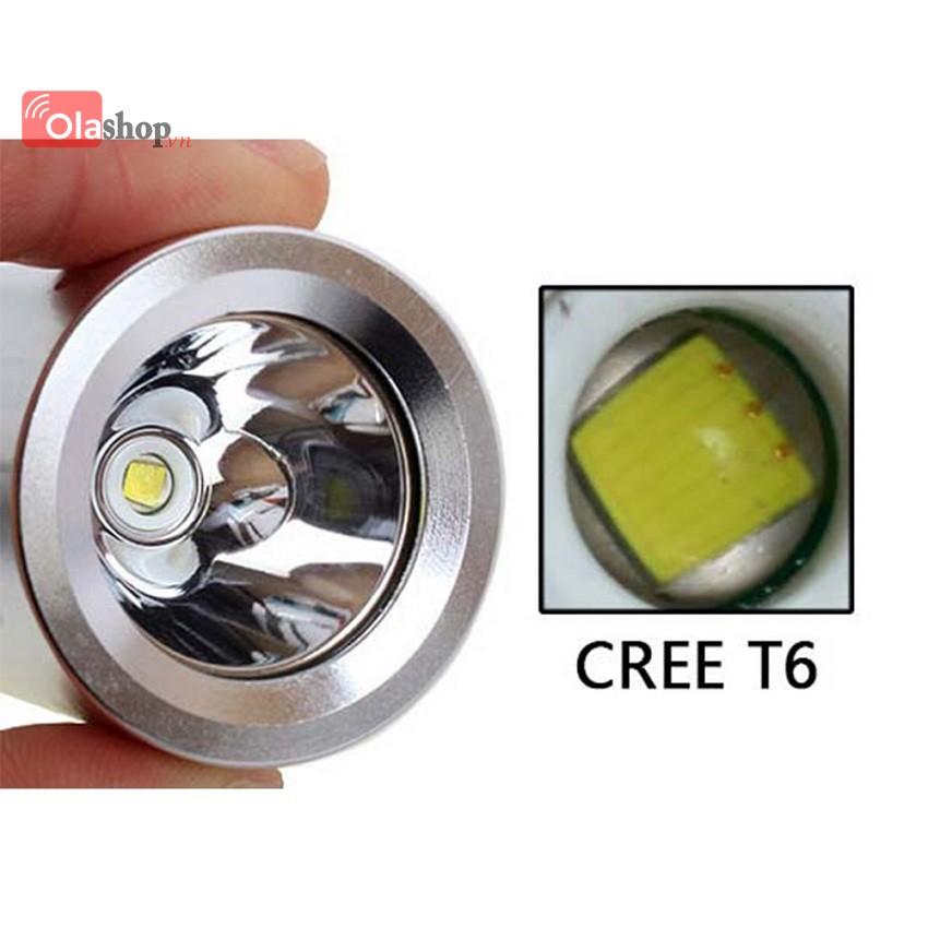 Đèn pin lặn nước Cree XML-T6