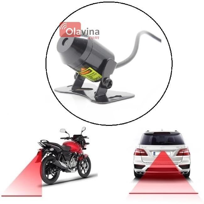 Đèn sương mù, đèn phanh laser ô tô, xe máy