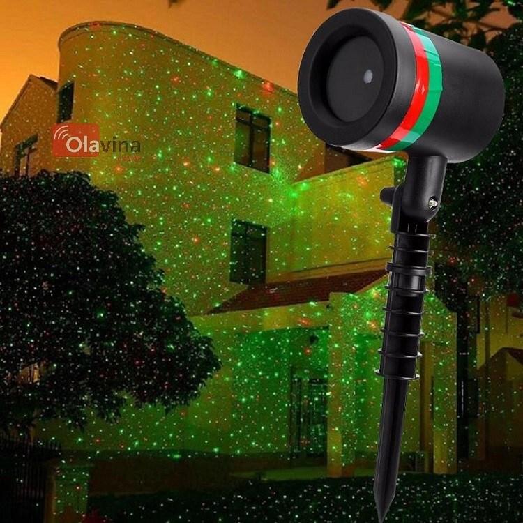 Đèn trang trí Laser light