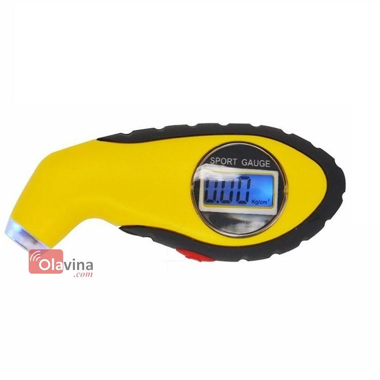Đồng hồ đo áp suất lốp điện tử Sport
