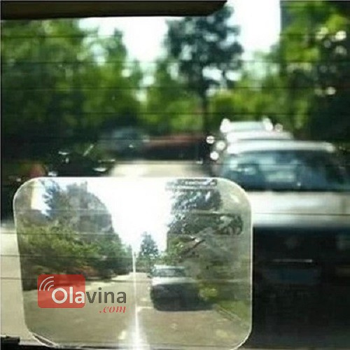 Kính góc rộng xóa điểm mù trên ô tô