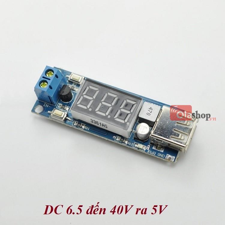 Mạch sạc pin điện thoại 5V2A