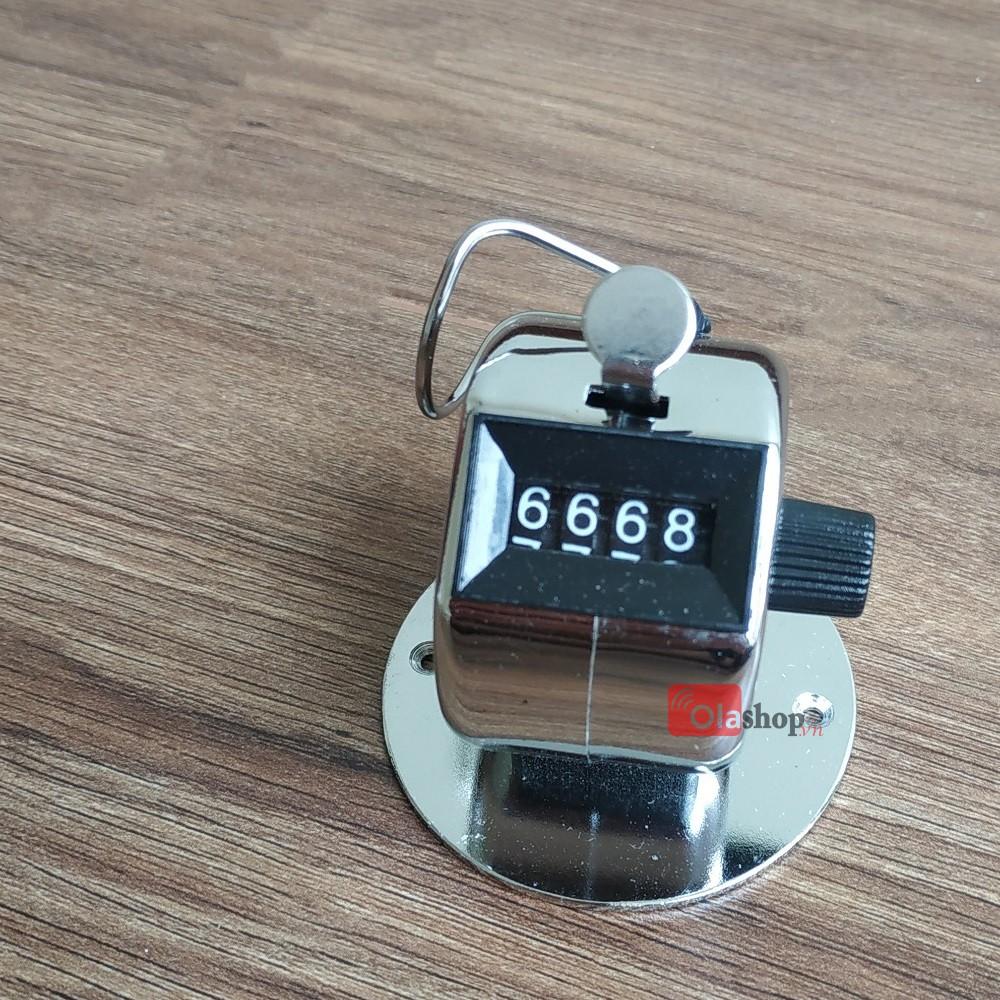 Máy bấm đếm 4 số để bàn