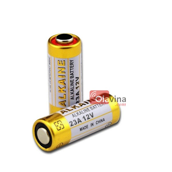 Pin Alkaline 23A 12V