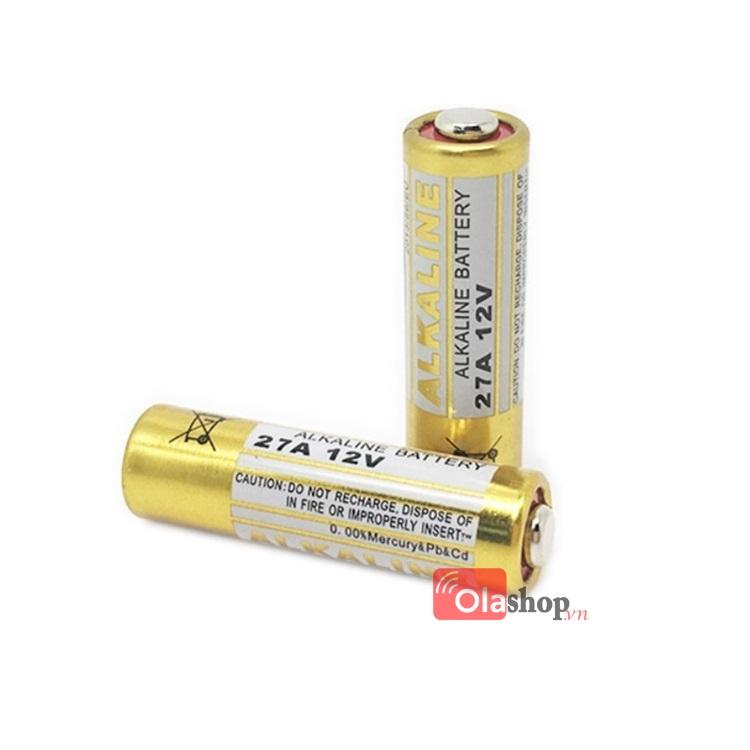 Pin Alkaline 27A 12V