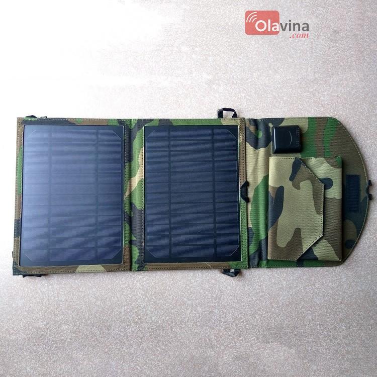 Sạc năng lượng mặt trời 5V - 10W