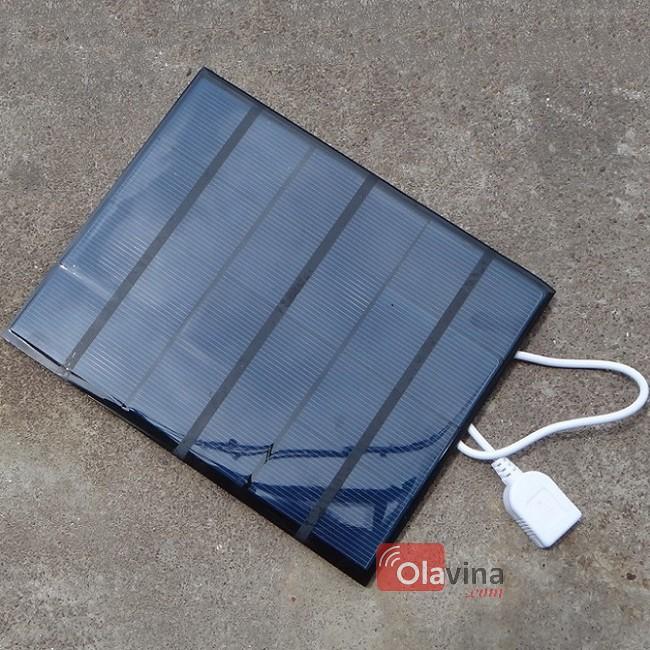 Tấm pin năng lượng mặt trời 5V-4,5W