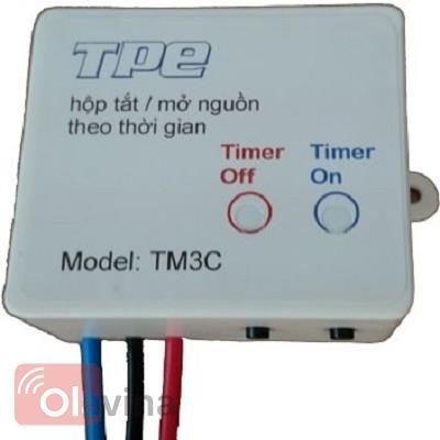 Công tắc hẹn giờ TM3C