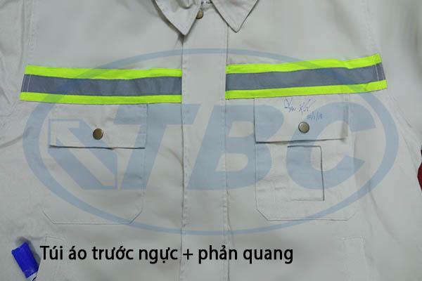 may ao khoac dong phuc