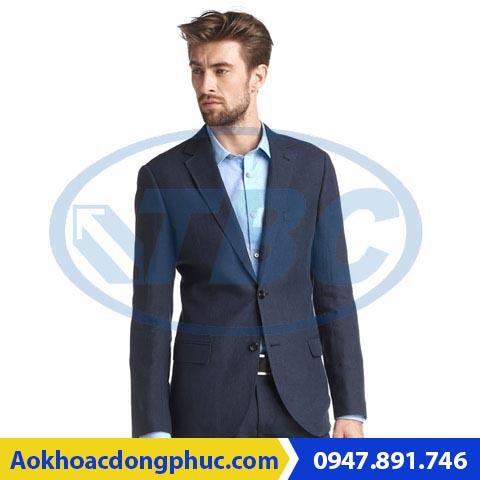 Vest nam công sở dáng ôm cho quý ông trung niên