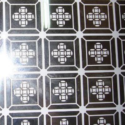 Inox Giả Gỗ: HL-031TM