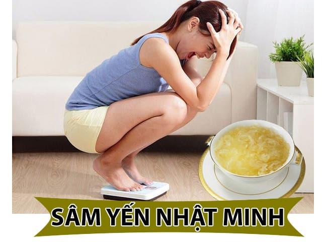 ăn tổ yến có tăng cân hay không