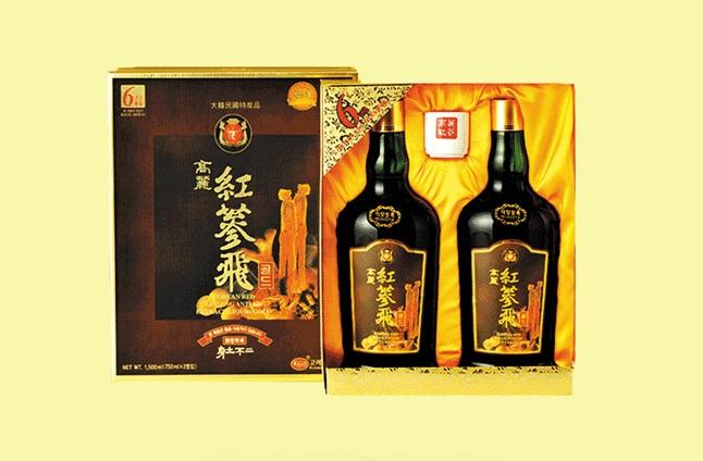 Nước Hồng Sâm Nhung Hươu Linh Chi KGS 1500ml